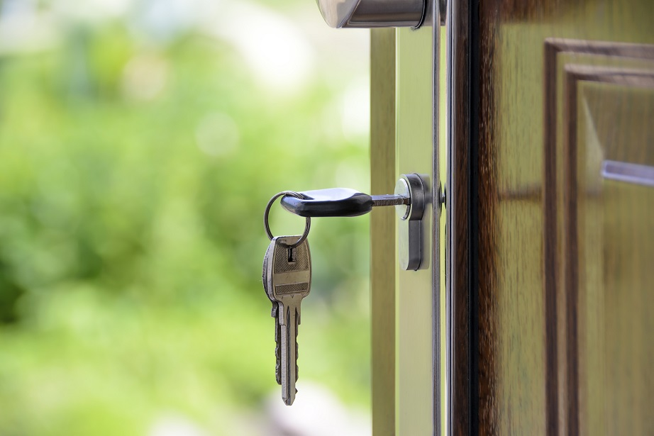 home buying keys to your new home